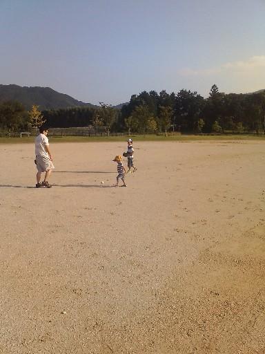 西鞍の丘公園・野球場