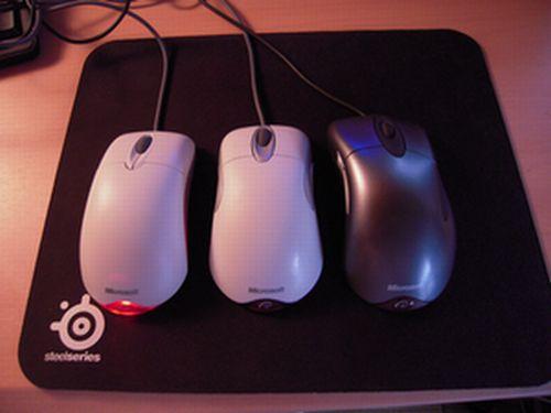 マウス三兄弟