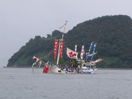 4118祭り船