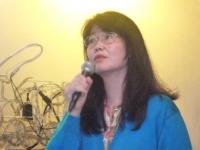 ボーカル受講者の石鍵加代子さん