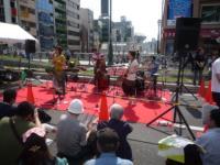 東かおる(Vo)+横山未希グループ