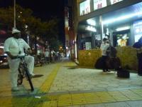 難波交差点【ストリートライブ】
