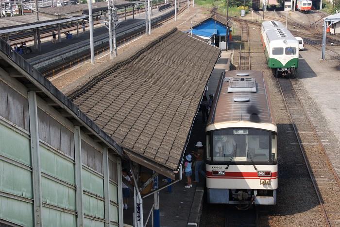 茨城県石岡駅