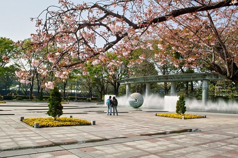 新緑の公園2 (1 - 1)780