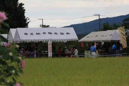 地場農産物販売店・模擬店