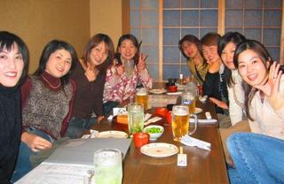 mama友達との夜会
