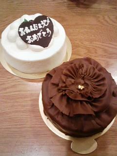 誕生日+バレンタインだよ~!