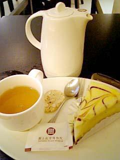 台湾 故宮博物院カフェ