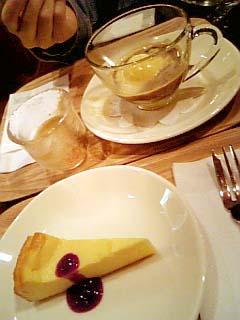 K's Cafe スイーツ2種