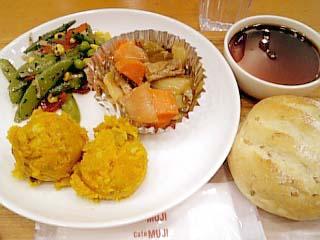 Meal MUJI 選べるデリ3品セット