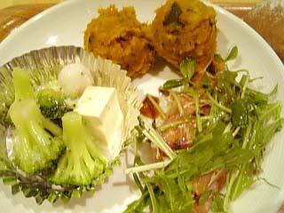 Meal MUJI 3種のデリプレート