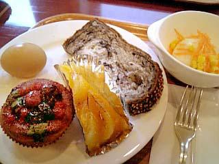 コムシノワのパン