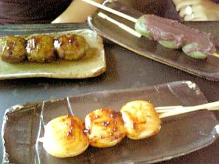 松江城内茶屋 ぶぶだんご
