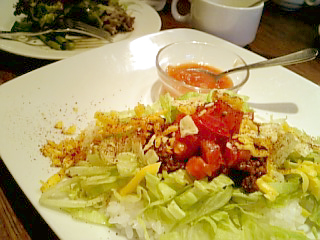 SODA Cafe タコライス