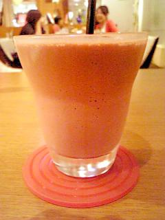 Cafe de Cachette ショコララズベリー