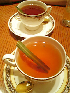 Cafe AALIYA 紅茶