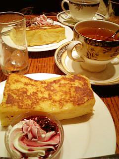Cafe AALIYA フレンチトースト