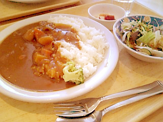 CUBAN CAFE カレー