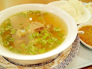 Hanohano Kitchen オックステールスープ