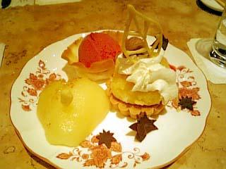第一ホテル東京 季節のデザート