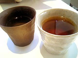 pecora mou ほうじ茶&玄米茶