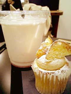Fairycake Fair 塩キャラメル&ラズベリーフルーツミルク