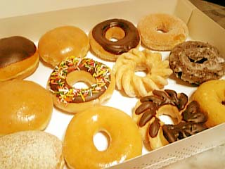 Krispy Kreme Doughnut Assorted Dozen Box
