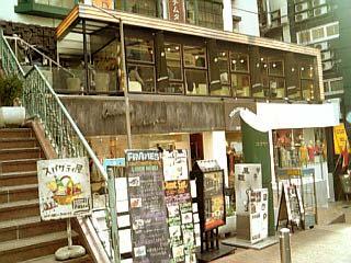 Cafe gooch 外観