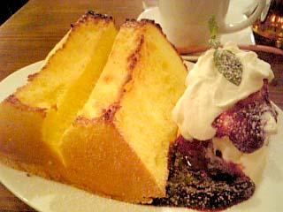 SHOTO CAFE SHOTO cake トースト