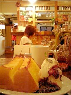 SHOTO CAFE 雰囲気