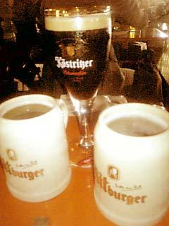 日比谷オクトーバーフェスト2008 ビール