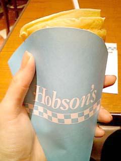 Hobson's クレープ