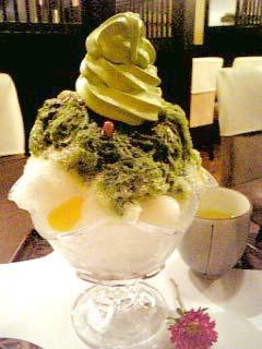 武蔵野茶房 かき氷