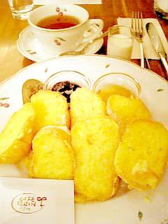 CAFE BRIN フレンチトースト