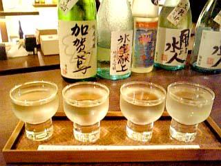 福光屋 季節限定酒飲み比べセット