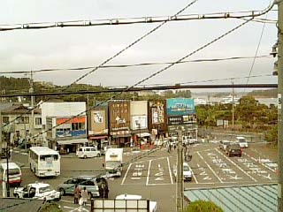 JR松島海岸駅 景色