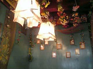 Mashman's Cafe 天井