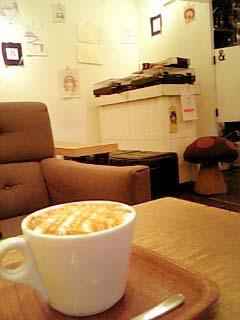 cafe Banda キャラメルミルク