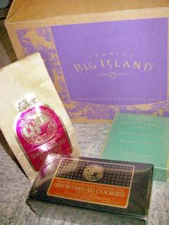 BIG ISLAND CANDIES パッケージ