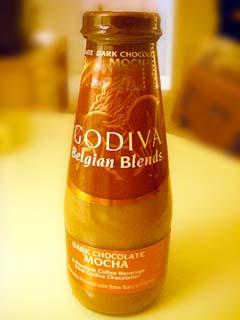 GODIVA チョコレートドリンク