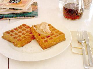 Waffle's ワッフル