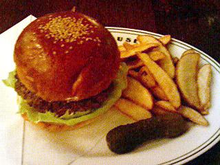 FIRE HOUSE ハンバーガー