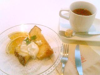 Cafe BRERA シフォン