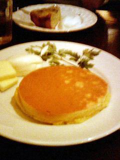 香咲(CASA) ホットケーキ