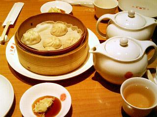 上海中華 小龍包