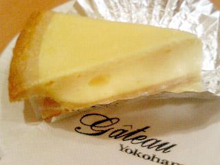 gateau YOKOHAMA チーズケーキ