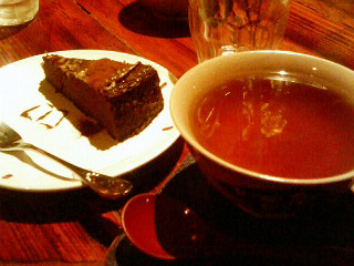 3・4珈琲 ニルギリティー&チョコレートジンジャーケーキ
