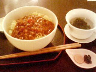 香韻 ジャージャー麺セット