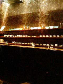 TOM'S CAFE 店内