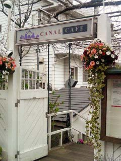CANAL CAFE 入口
